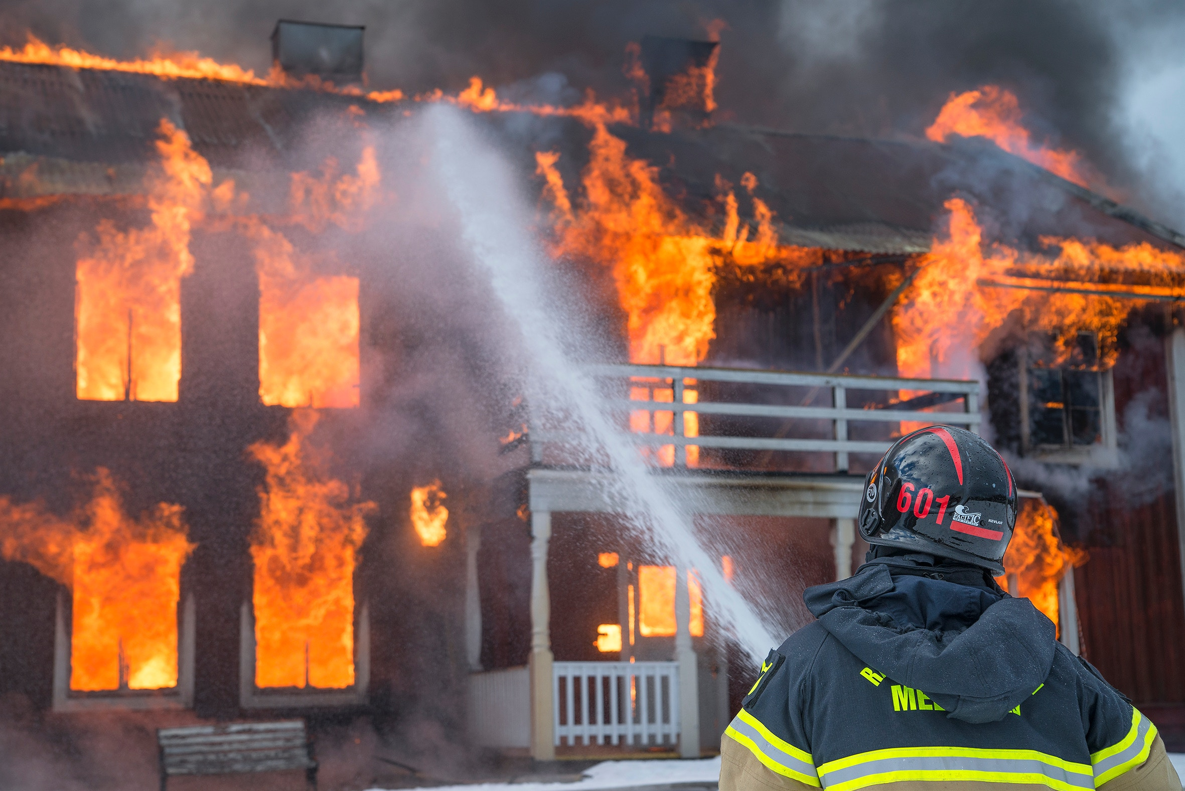 Fire Damage Furniture Repair in New York and New Jersey